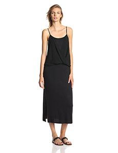 Kensie Women's Jersey Chiffon Dress