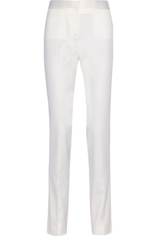 Burberry Prorsum Stretch-wool pants
