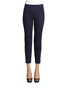 St. John Stretch Denim Alexa Pants