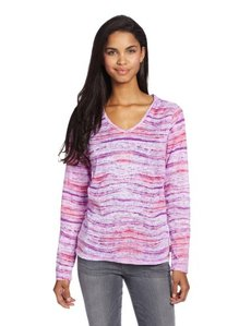 Jockey Women's Water Wave Burnout Hoodie