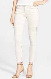 Paige Denim 'Demi' Ultra Skinny Jeans (Shell)