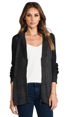 Nanette Lepore Explorer Aleut Tunic in Black