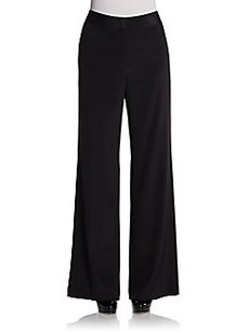 Lafayette 148 New York Wide-Leg Trousers