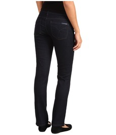 Calvin Klein Jeans Core Indigo Straight Denim in Rinse