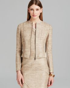 Elie Tahari Amy Jacket