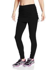 Marc New York Performance Women's Cinched Sides Skirted Legging