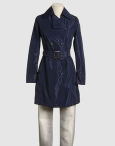 CALVIN KLEIN COLLECTION - Full-length jacket