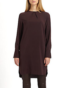 Brunello Cucinelli Silk Tunic