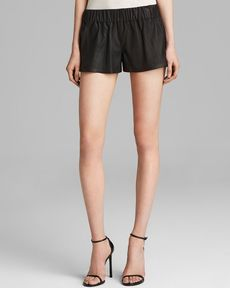 rag & bone/JEAN Shorts - Pajama Leather