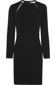 Stella McCartney Embellished stretch-jersey dress