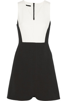 Tibi Anson stretch-woven dress