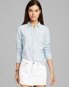 Citizens of Humanity Shirt - Avery Button Down