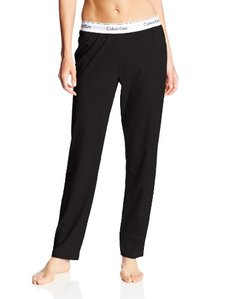 Calvin Klein Women's Modern Cotton Straight Leg Pant