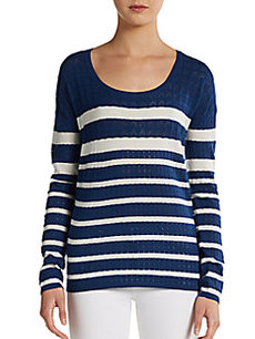 Soft Joie Bravo Striped Pullover