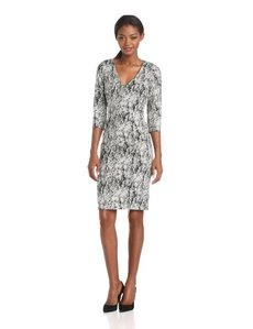 French Connection Women's Misty Fern Dress