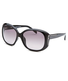 Fendi Women's Square Black Sunglasses