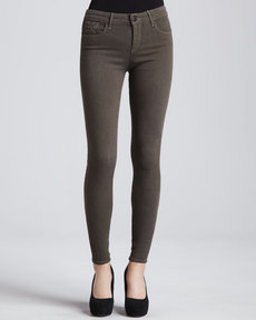Habitual Denim Grace High-Rise Skinny Jeans, Irony