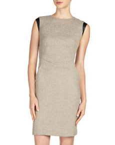 Lafayette 148 New York Cosette Boucle Sheath Dress