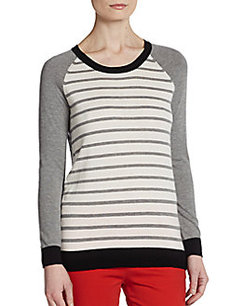 Joie Jabel Striped Pullover