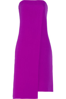 Jil Sander Silk-crepe dress