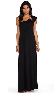 Rachel Pally Emmanuella Maxi Dress in Black