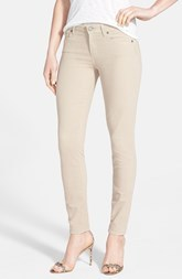 Paige Denim 'Verdugo' Skinny Ankle Jeans (Faded Khaki)