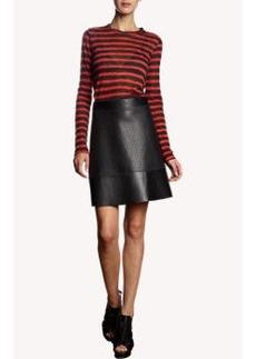 Proenza Schouler Striped Long Sleeve T-Shirt