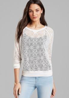Michael Stars Sweatshirt - Lace