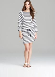 Soft Joie Dress - Analee Stripe Terry