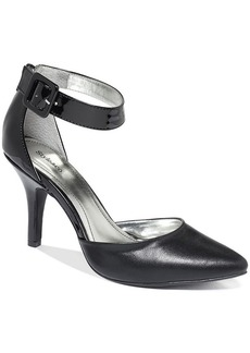 Style&co. Miloe Two Piece Ankle Strap Pumps