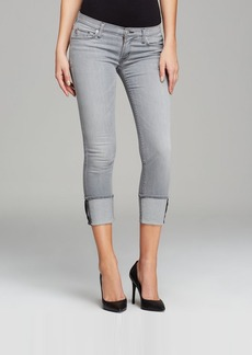 Hudson Jeans - Muse Skinny Crop in Revolver