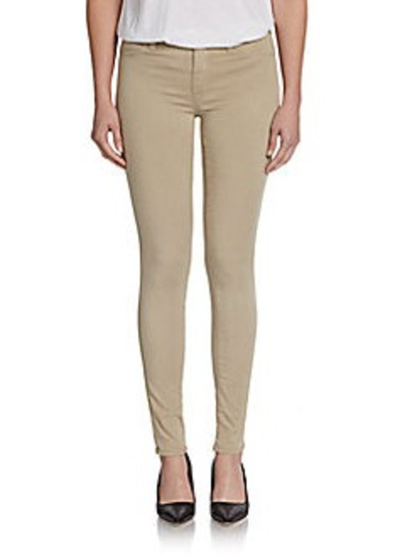 j brand j brand luxe sateen super skinny jeans sizes 24r 28r 30r 31r and 27r shop it to. Black Bedroom Furniture Sets. Home Design Ideas