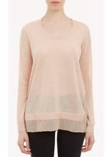 "Joie Georgette-Back ""Cayce"" Sweater"