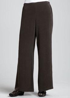 Go Silk Full-Leg Silk Pants, Women's