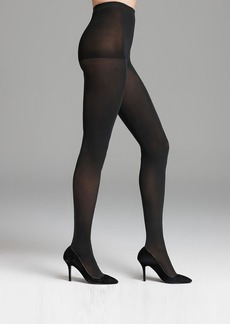 Donna Karan Hosiery Tights - Sueded Jersey Control Top #0B110