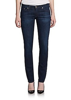 AG Adriano Goldschmied Skinny Cigarette Jeans