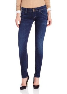 Hudson Jeans Women's Collin Skinny Jean In Unplugged