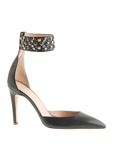 Collection Natasha jeweled pumps