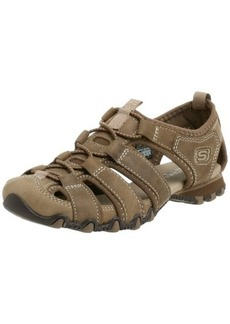 Skechers USA Women's Bikers Excursion Sandal