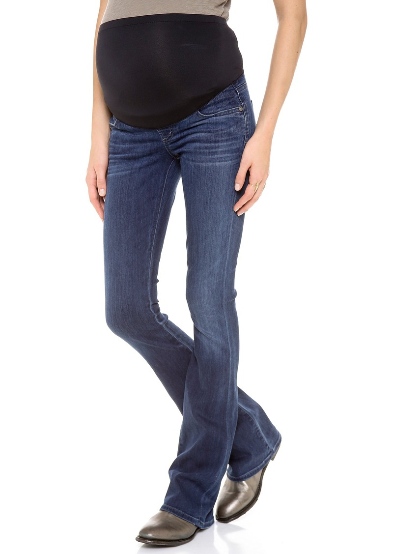 Citizens of Humanity Emmanuel Slim Boot Cut Maternity Jeans