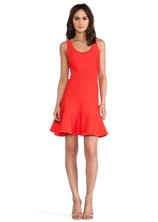 Diane von Furstenberg Perry Dress in Red