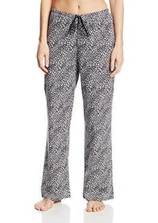 Hue Sleepwear Women's Lyon Leopard Pant