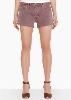 Levi's® Juniors' 501 Cutoff Shorts