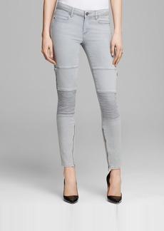 Paige Denim Jeans - Demi Ultra Skinny in Montauk Grey