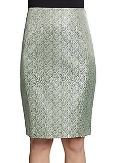 Elie Tahari Gretchen Pencil Skirt