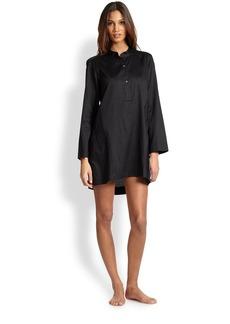 Donna Karan Cotton Batiste Sleepshirt