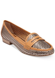 DV by Dolce Vita Women's Edlyn Penny Loafer Flats