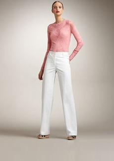 Jean Paul Gaultier Wide-Leg Pants