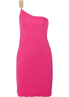 M Missoni One-shoulder jersey dress