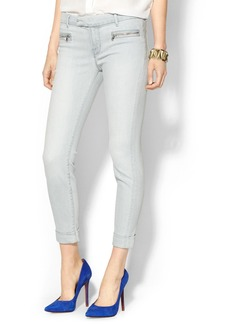 J Brand Paulina Clean Zip Trouser